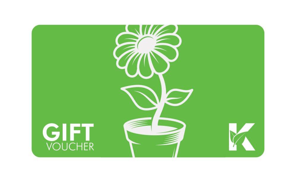 Garden Centre Voucher | Killeshandra Garden Centre
