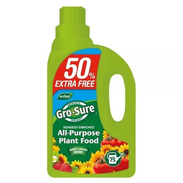 Gro Sure All Purpose Plant Food   Killeshandra Garden Centre